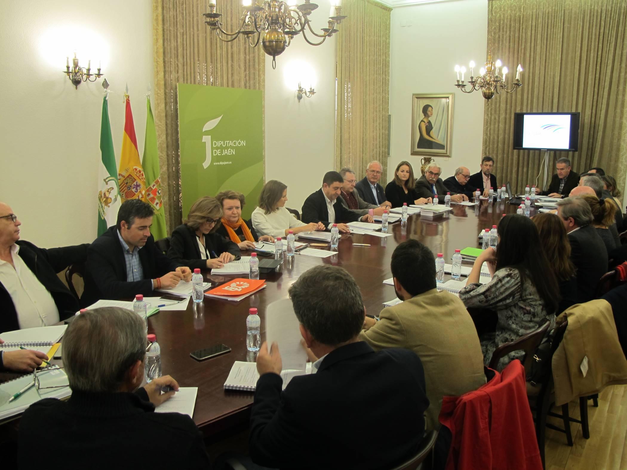 Fotografía 2: Comisión Paisajes del Olivar Patrimonio Mundial