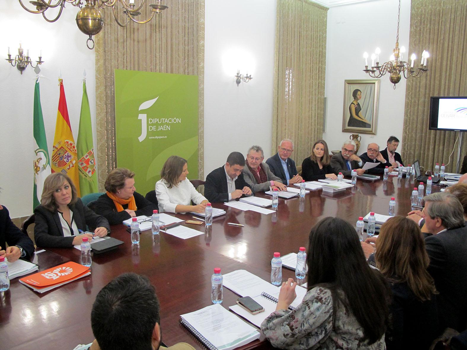 Fotografía de la Comisión Paisajes del Olivar Patrimonio Mundial